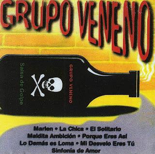 ► Grupo Veneno - Salsa de Golpe