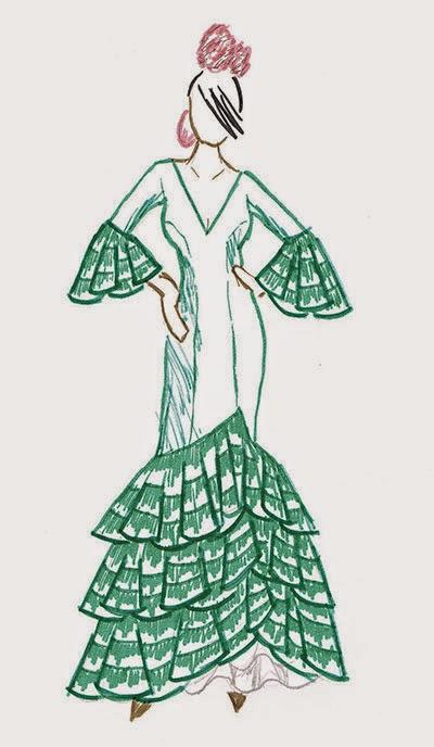 http://www.creativaatelier.com/como-hacer-vestido-flamenca-patron-del-cuerpo/