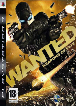 wtd Download   Wanted: Weapons of Fate   PS3
