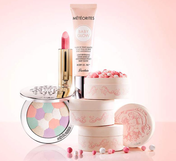 Les Tendres, Guerlain spring collection