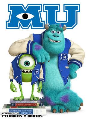 Monster University (2013): Reseña y crítica de la película