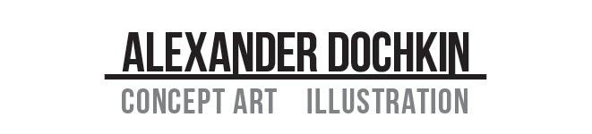 Alexander Dochkin - Art Blog