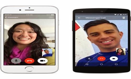 """فيس بوك تطلق مكالمات الفيديو على تطبيق ماسنجر """"Messenger"""""""