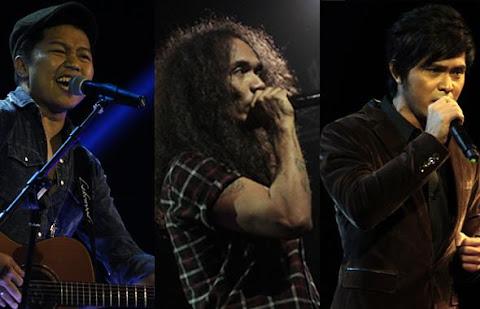 Lagu Yang Dinyanyikan 10 Besar Peserta X Factor Indonesia Gala Show 5