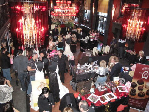 celebrity wedding receptions wedding pictures