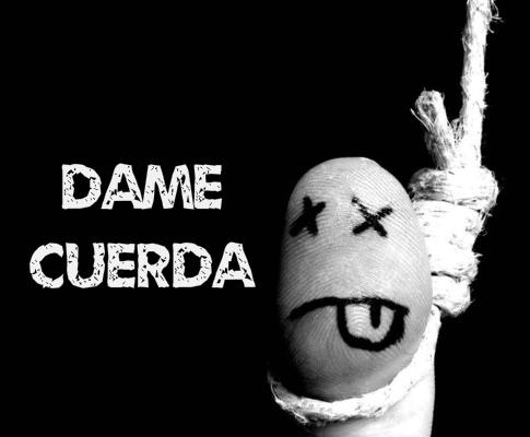 DAME CUERDA