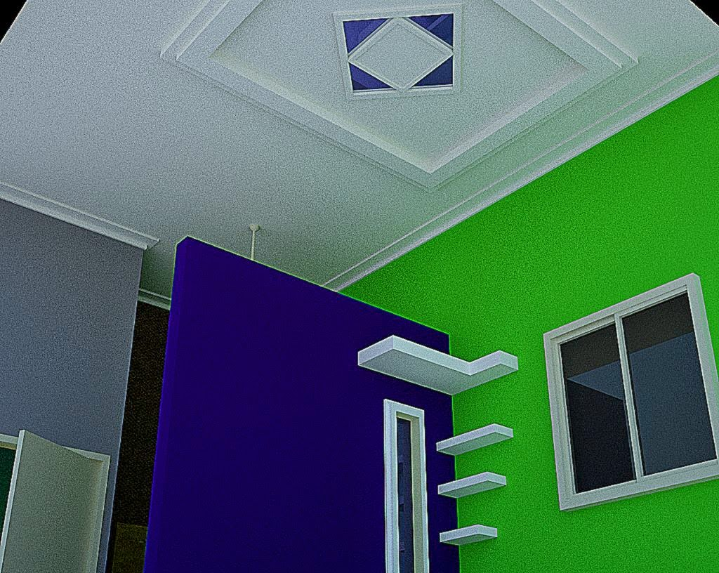 Model Plafon Rumah Minimalis Sederhana  Rumah Minimalis Idaman