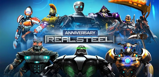 Real Steel HD v1.28.1 APK