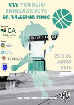 16º Torneio Dr Valdemar Pinho