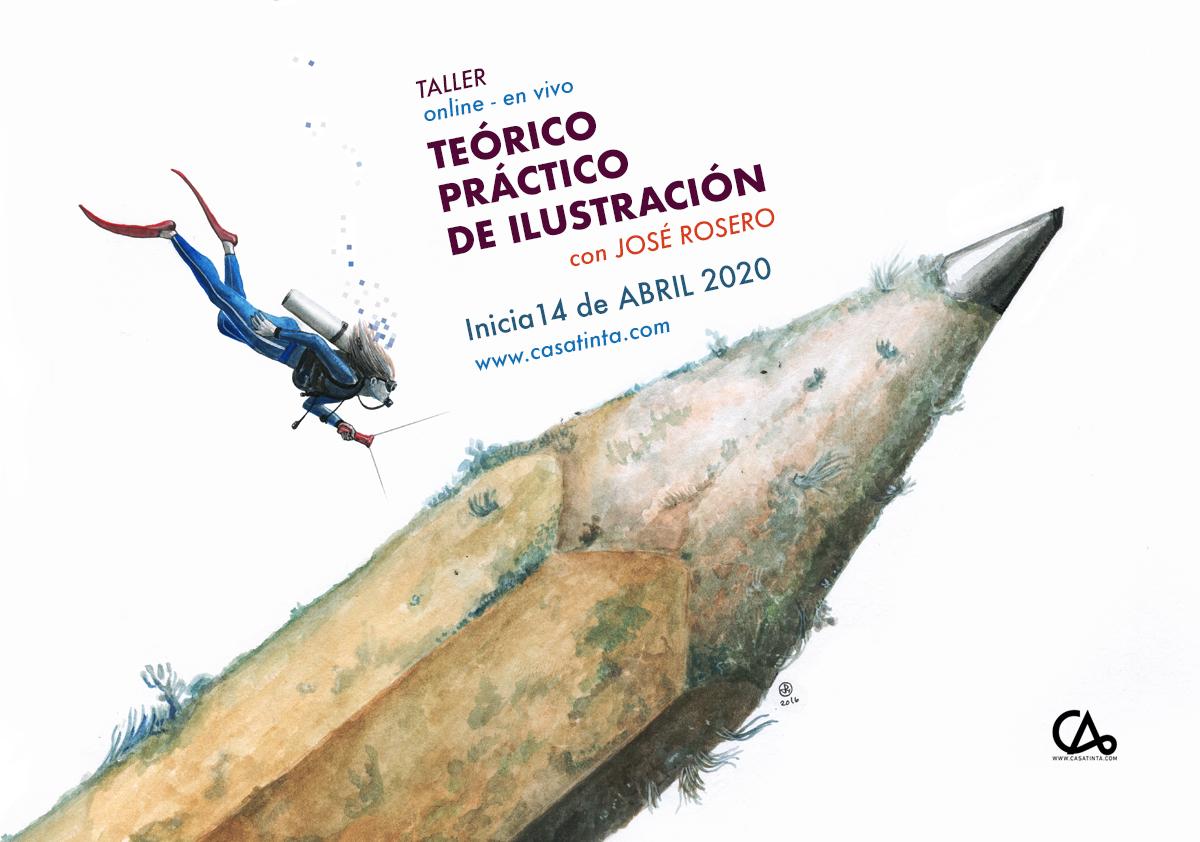 TEORICO PRACTICO DE ILUSTRACIÓN // 14 de abril