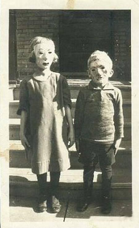 halloween masks denver
