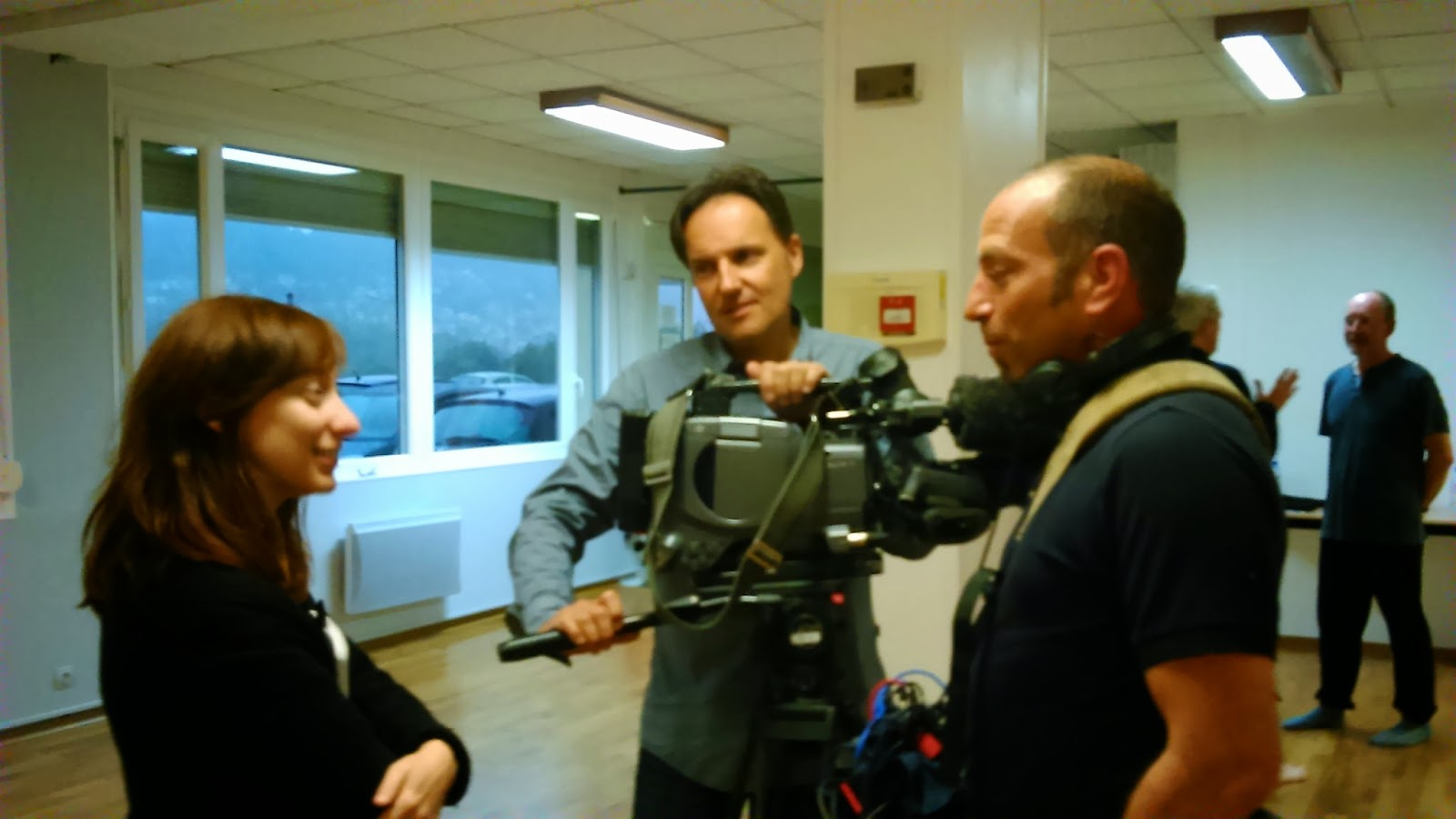 journalistes France 3 Normandie
