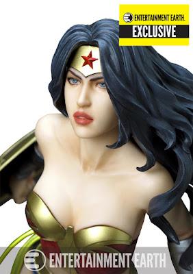Wonder Woman in esclusiva per la Entertainment Earth