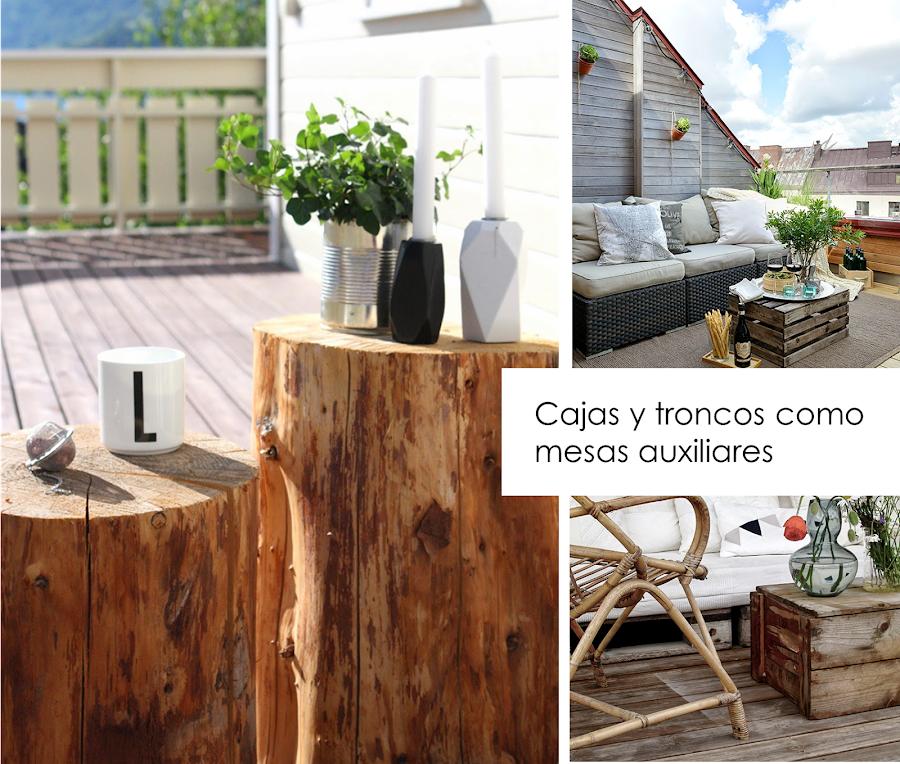 40 ideas de reciclaje y manualidades para el jard n plantas for Detalles para decorar jardines