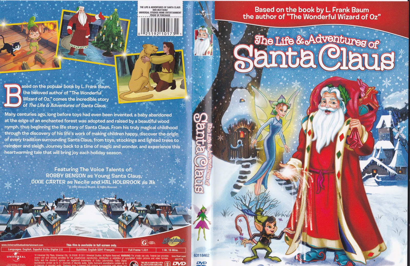 the royal blog of oz the life amp adventures of santa claus