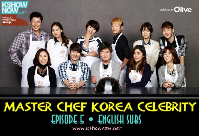 Masterchef celebrity korea wikipedia