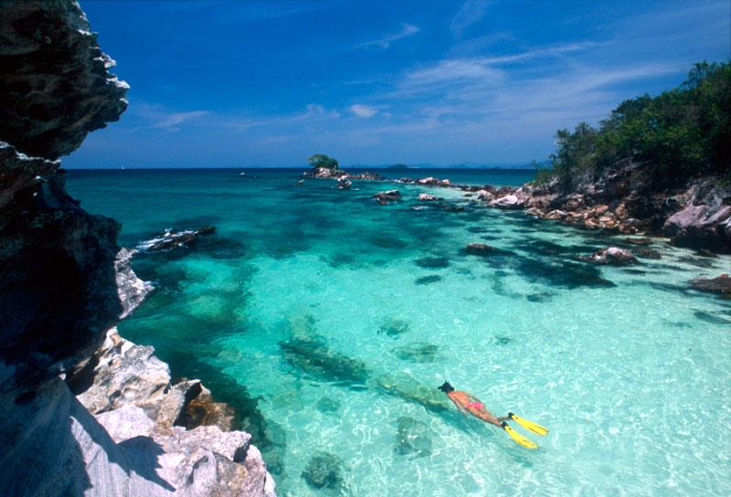 慢遊泰國 Travel in Thai: Similan Islands หมู่เกาะสิมิลัน