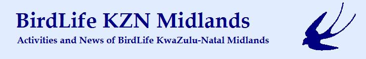 BirdLife KZN Midlands