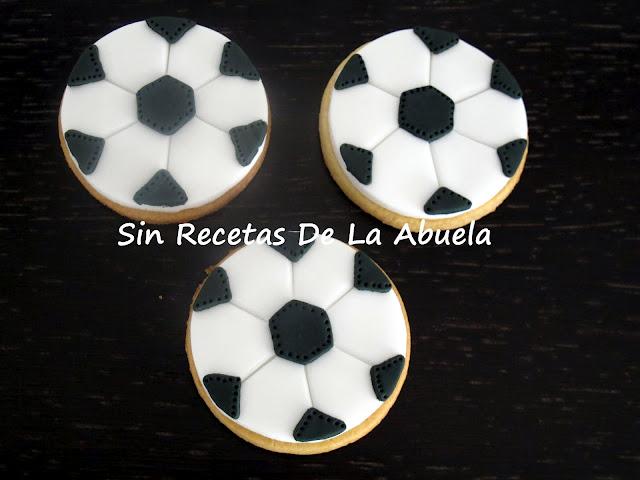 Galletas Decoradas Futbol Ni Ef Bf Bdas