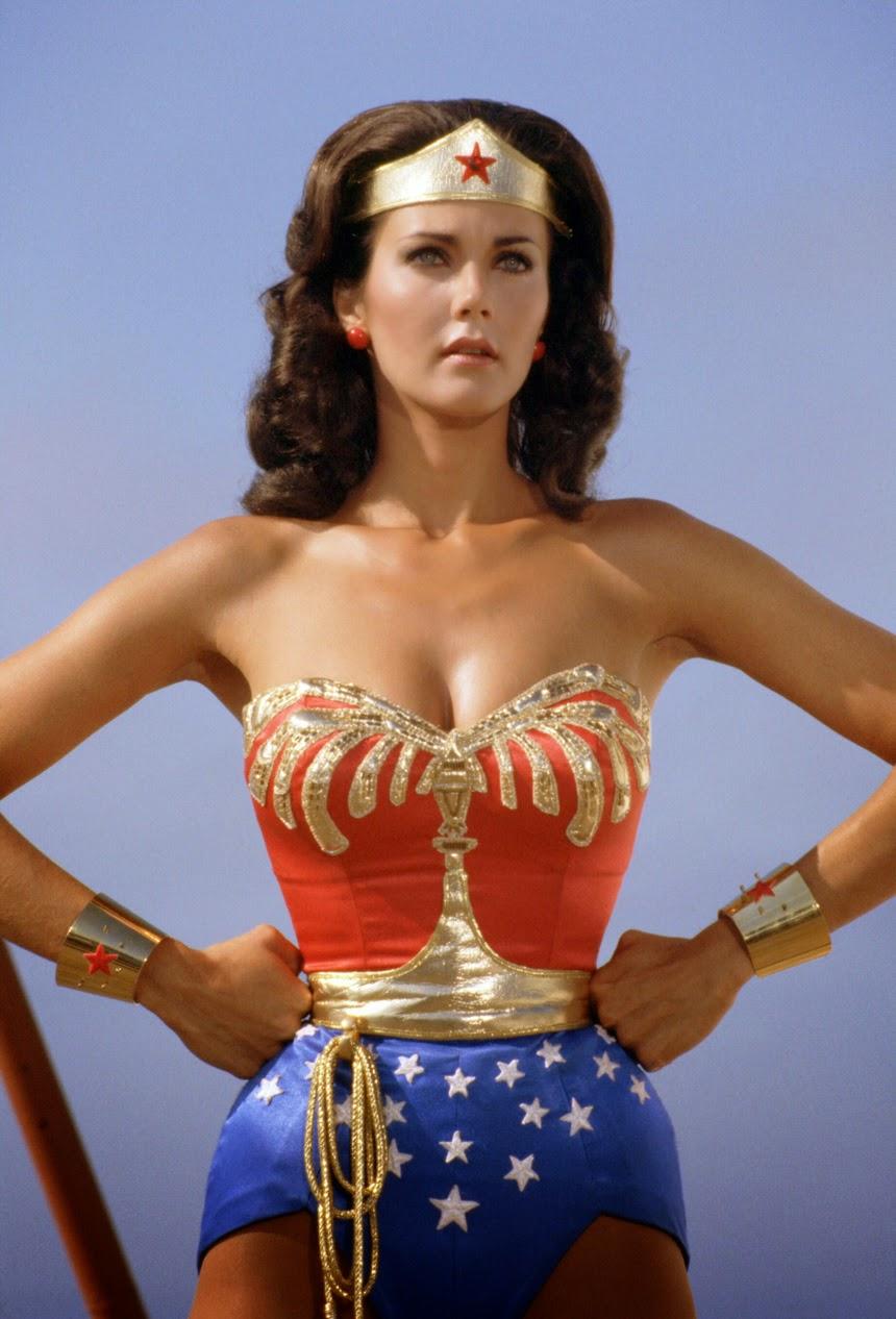 Marta Cuscunà Wonder Woman