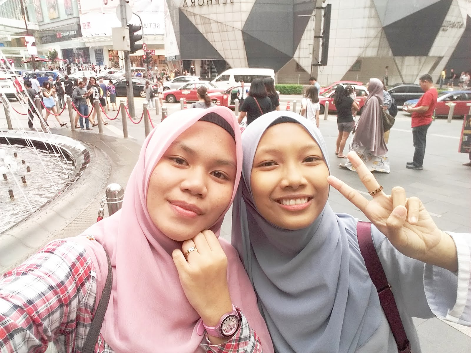 2018 : OUR FIRST TRIP TO KL