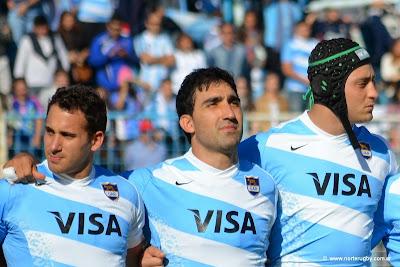 Ascárate, sin rugby hasta 2015