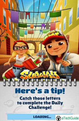 Free Download subway surfer for PC