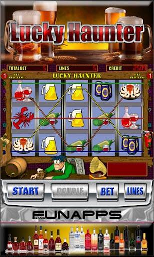 Lucky Haunter Slots v1.28 Apk