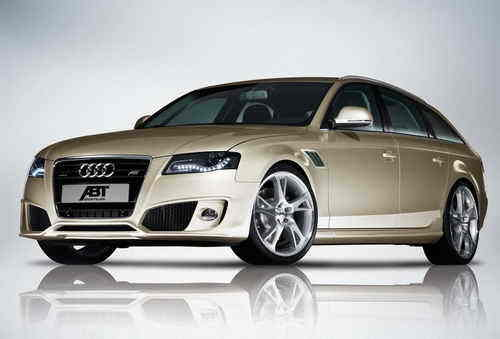 Car Powered Engine Abt Audi As4 2005 Review