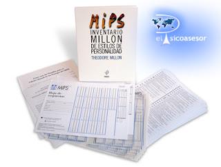 psicologia-test-prueba-Miller-Theodore Millon-Psicometricos