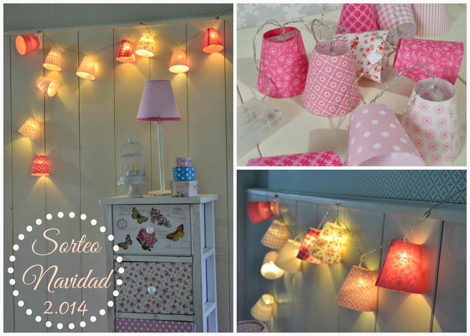Guirnaldas luminosas - Anabel art-home