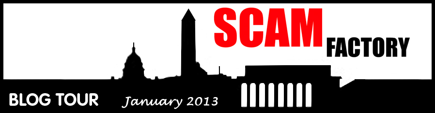 Scam Factory Blog Tour