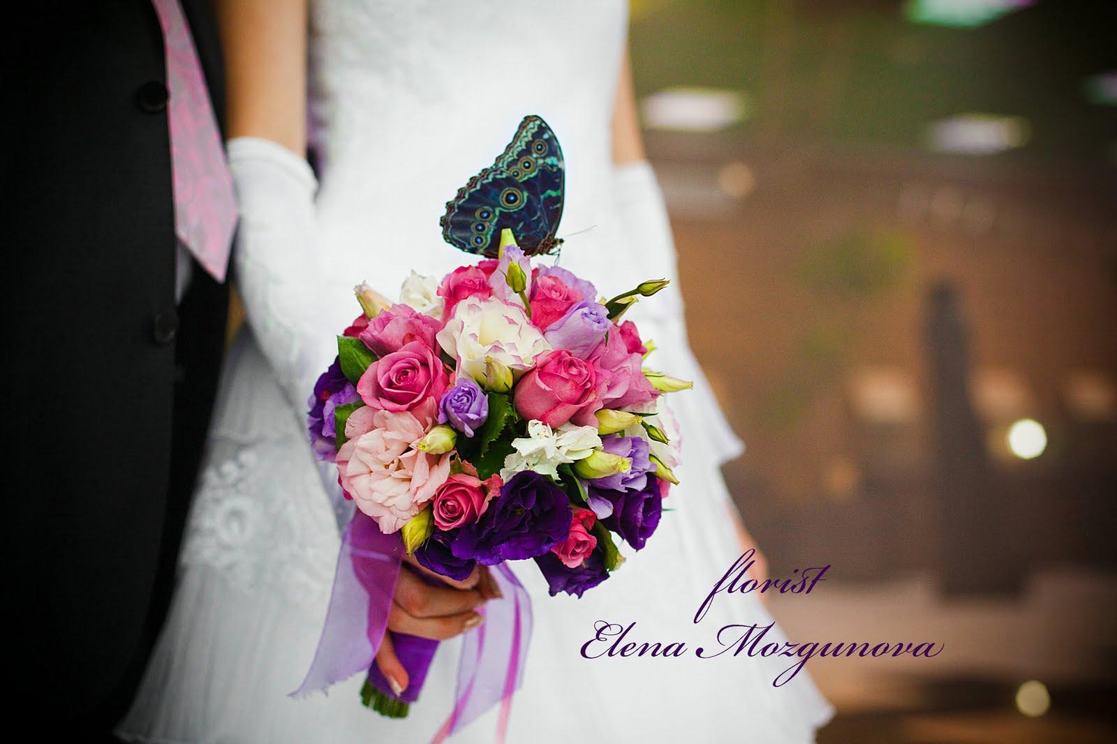 Кто покупает цветы на свадьбу