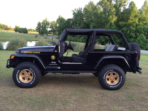 2004 jeep wrangler unlimited lj golden eagle for sale 20 000. Black Bedroom Furniture Sets. Home Design Ideas