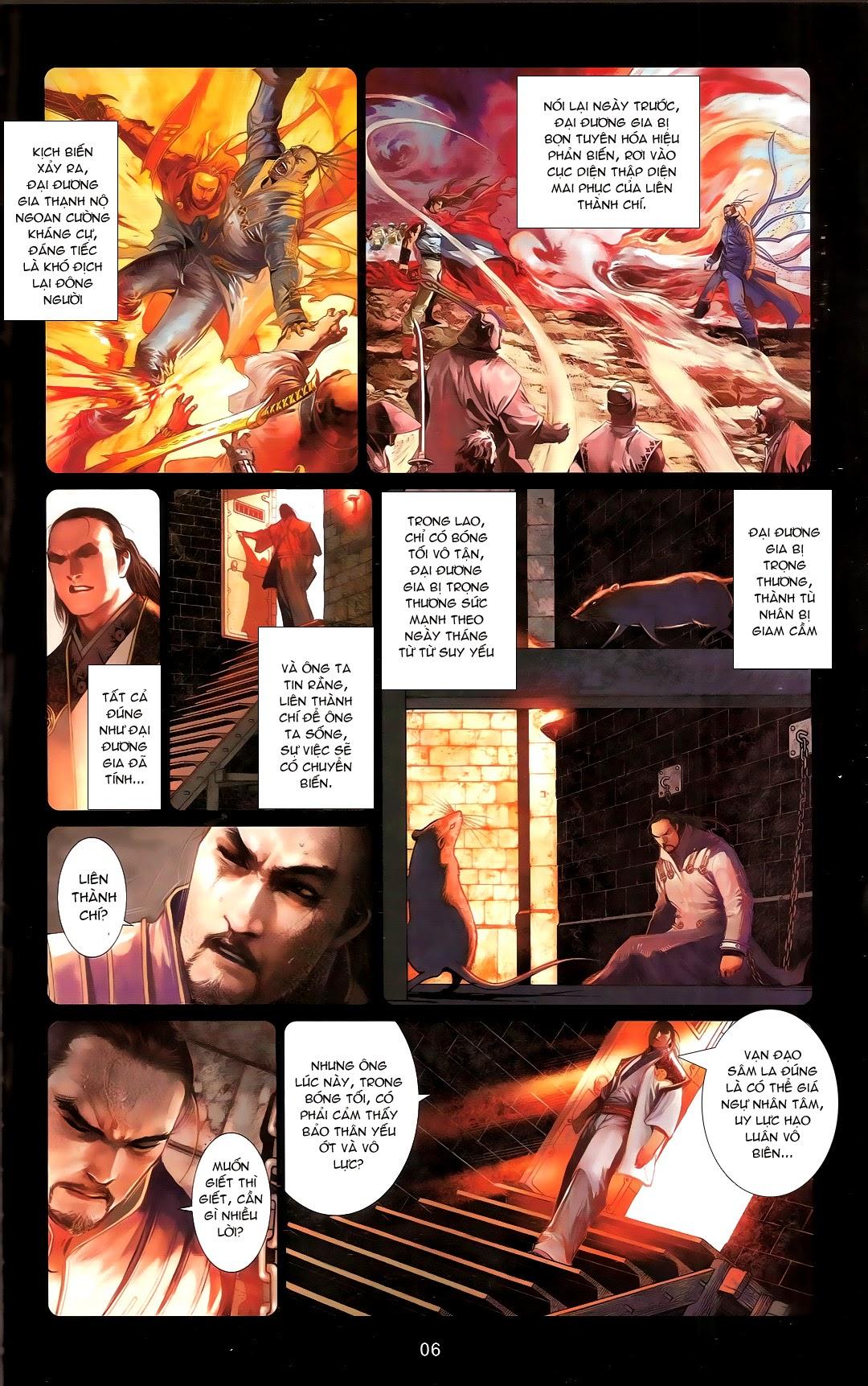 Phong Vân Chap 668 - Trang 2