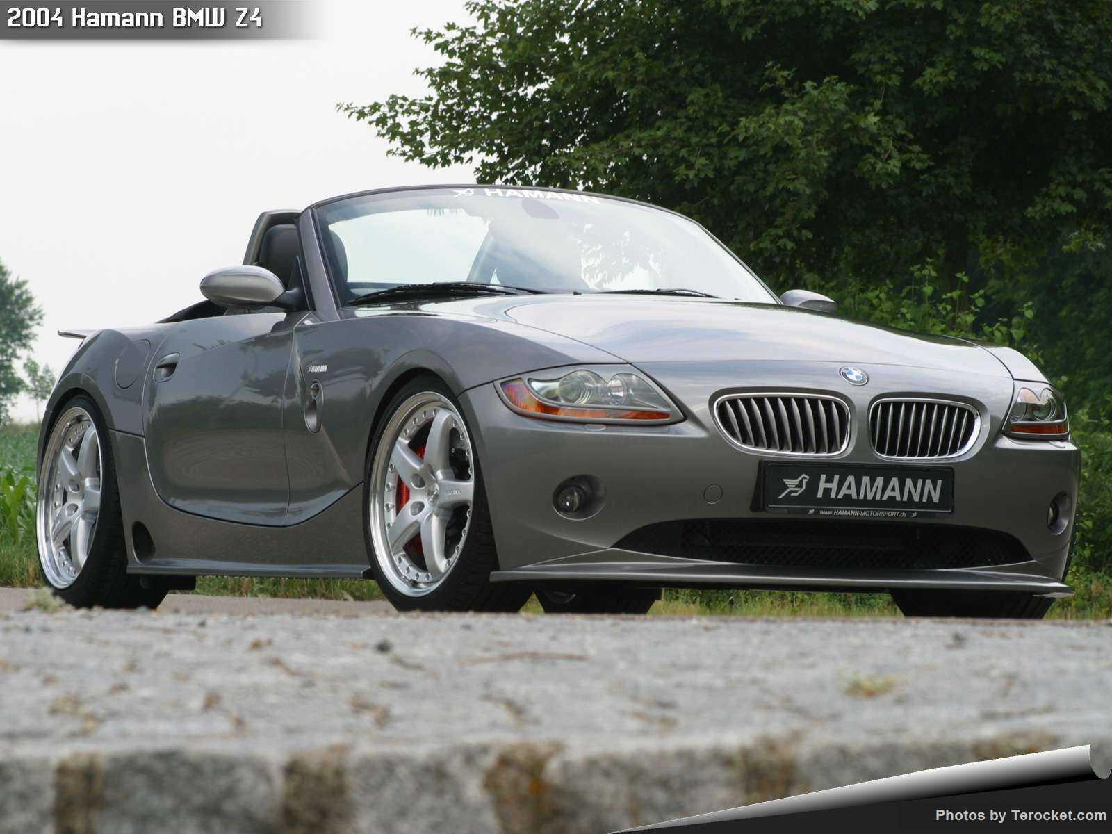 Hình ảnh xe ô tô Hamann BMW Z4 2004 & nội ngoại thất