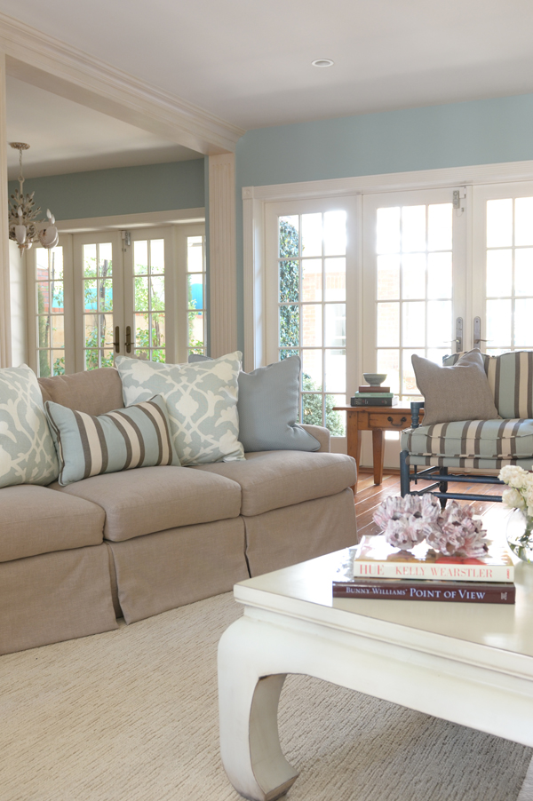 Brittany stiles may 2012 - Beach house paint colors interior ...