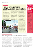 Tour of SA article in Cycling Weekly