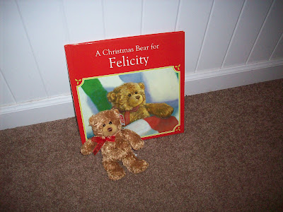 Personalized Christmas Holiday Book