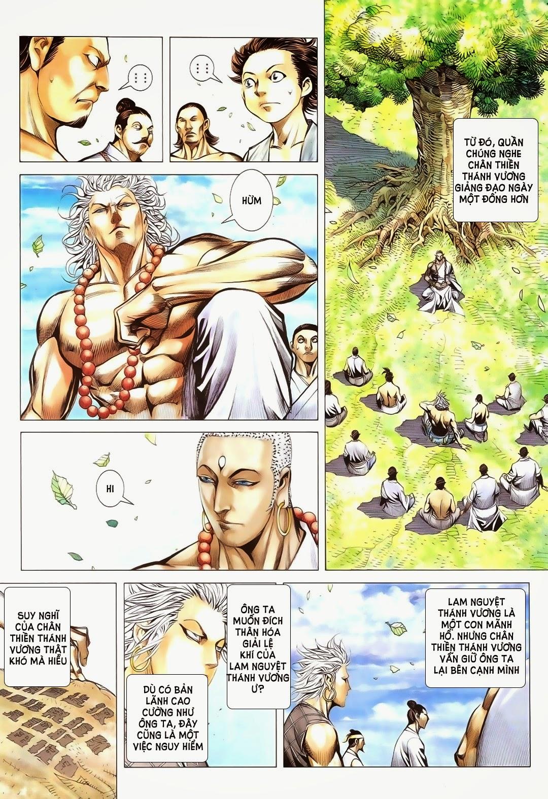 Phong Thần Ký chap 181 - Trang 19