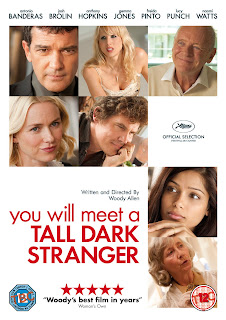 You Will Meet a Tall Dark Stranger DVDR Menu Full Español