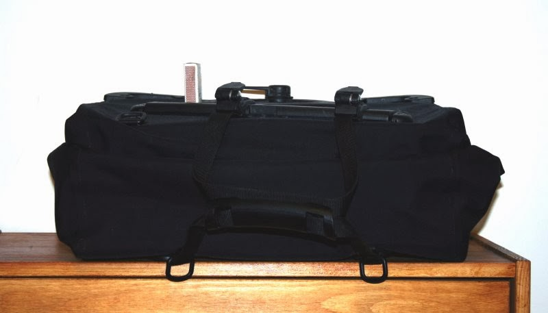 sakwa Office Bag QL2 - widok z góry