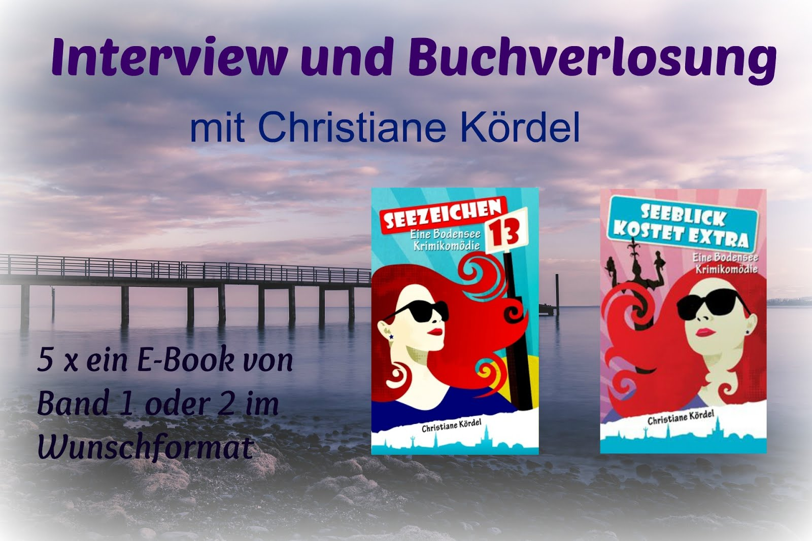 Interview & Verlosung