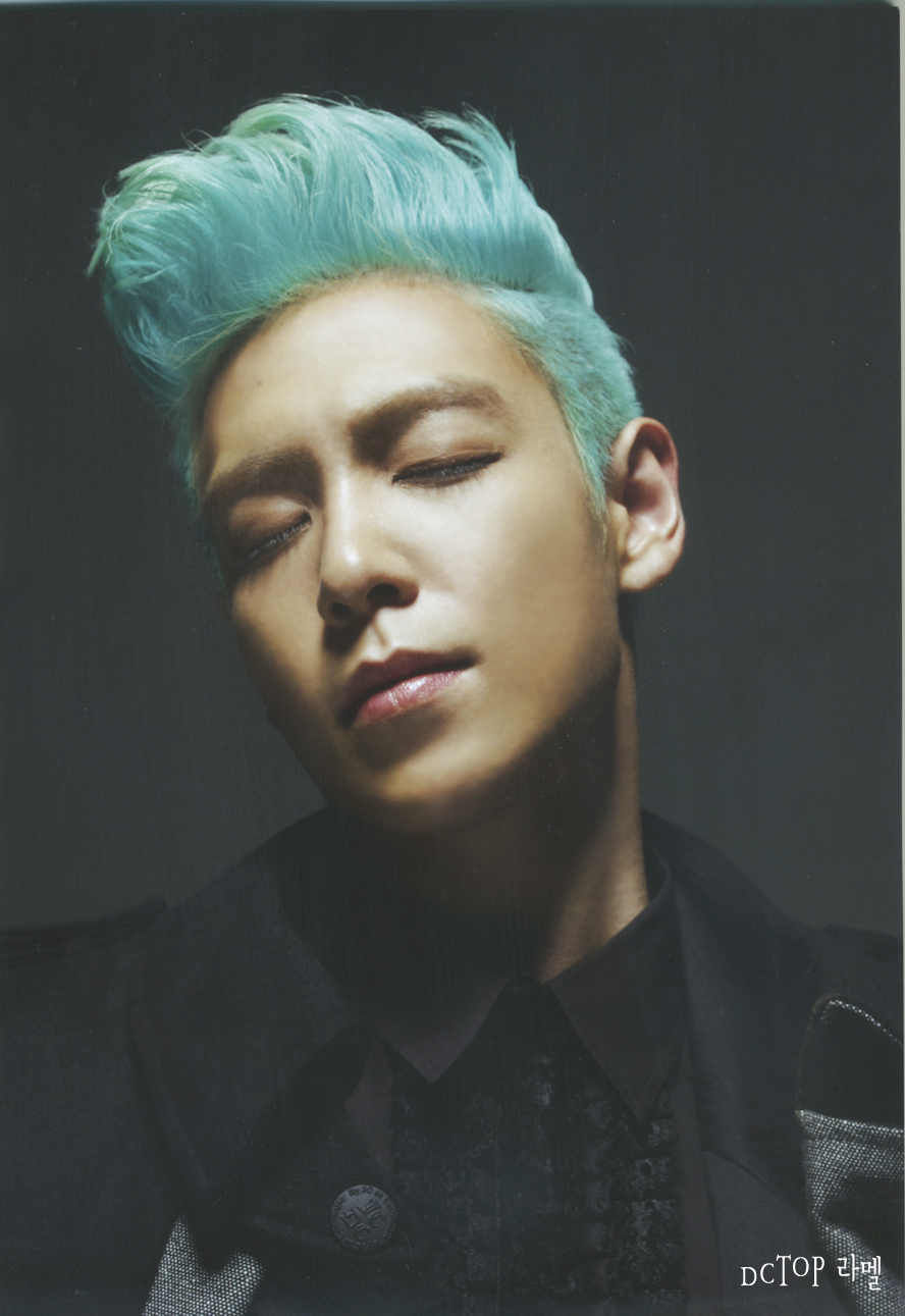 TOP Alive Japanese Version Scans