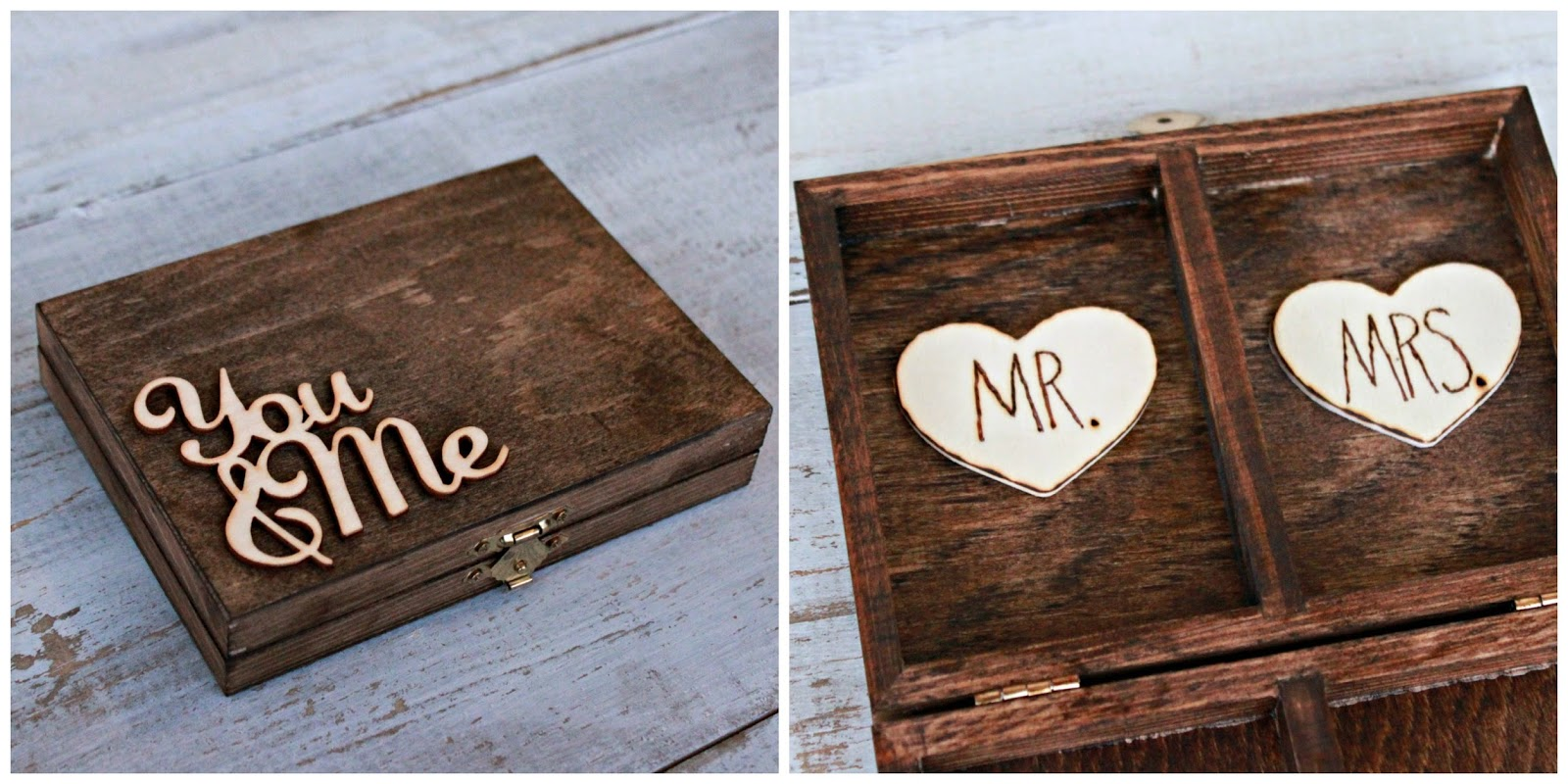 How to bride diy ring bearer box for Diy ring bearer