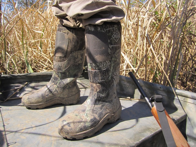 The Bumbling Bushman: Gear Review: The Original Muck Boot Company