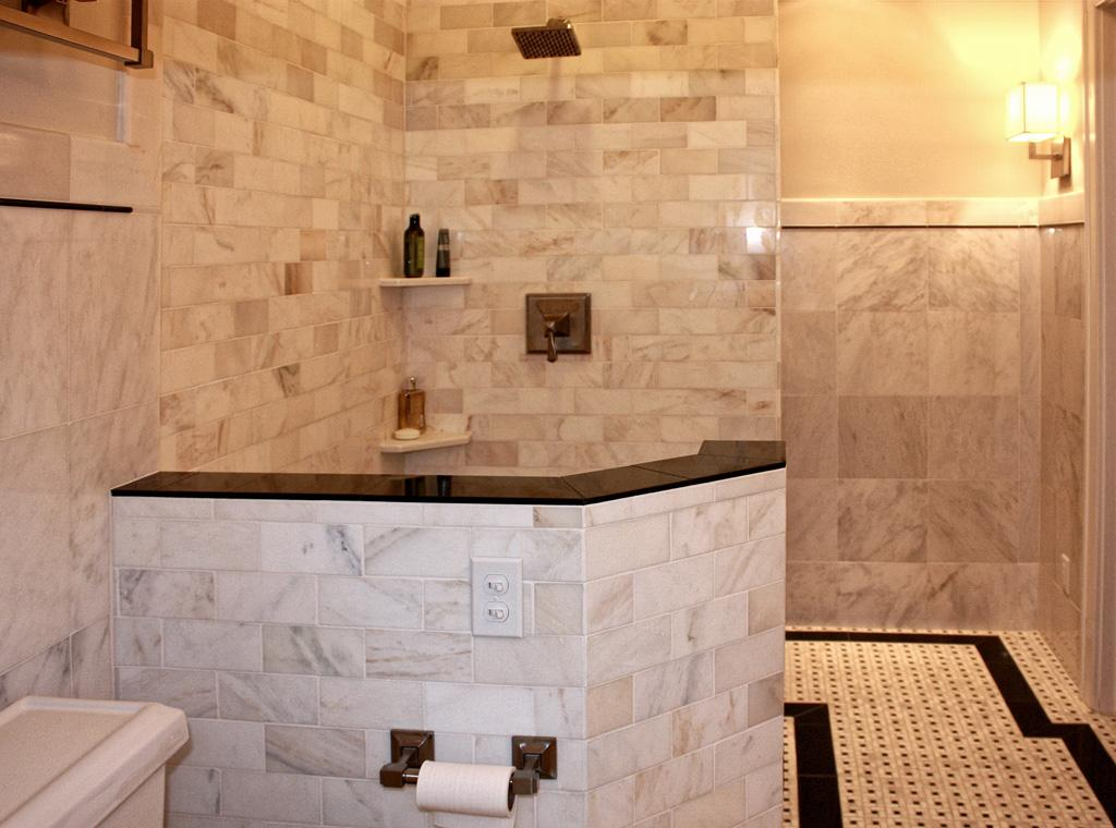 Custom Bathroom Design