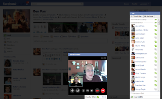 Skype Gets Serious Facebook Integration