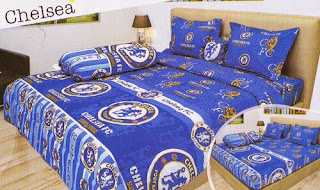 sprei Lady Rose Chelsea