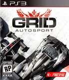 Torrent Super Compactado Grid Autosport PS3
